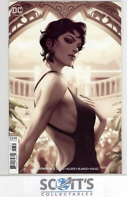 Catwoman #3 Artgerm Variant New (Bagged & Boarded) Freepost