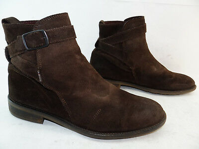 size 40 054f4 3ec28 TOMMY HILFIGER SCHUHE Boots Stiefel Winterboots Herrenboots Lederboots  Gr.42 TOP