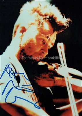 Nigel Kennedy Autograph *Classical Violinist* Hand Signed 7X5 Photo