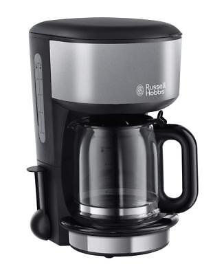 Russell Hobbs 20132-56 Colours safetera filter capacity of 42.3oz prepares 10