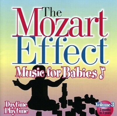 FREE US SHIP. on ANY 3+ CDs! USED,MINT CD MOZART EFFECT / CAMPBELL,DON: Music fo