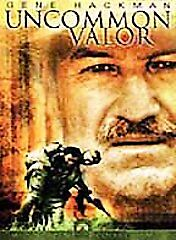 Uncommon Valor by Gene Hackman, Patrick Swayze, Robert Stack, Fred Ward, Reb Br