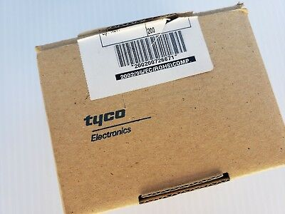 Bag of 200 166722-1, TE Connectivity, AMP, Tyco, AMPMODU, Gold, 20-24awg,
