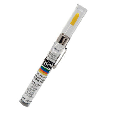 Super Lube 51010 Multi Purpose Synthetic PTFE Based Oil Pen-7 ml(0,25oz)