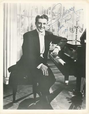Liberace- Vintage Glossy Signed Photograph
