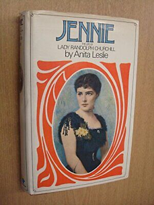 Jennie: Life of Lady Randolph Churchill by Leslie, Anita Book The Cheap Fast