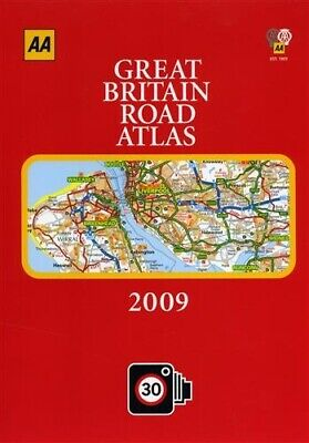 AA Great Britain Road Atlas (AA Atlases and Maps) (... by AA Publishing Hardback