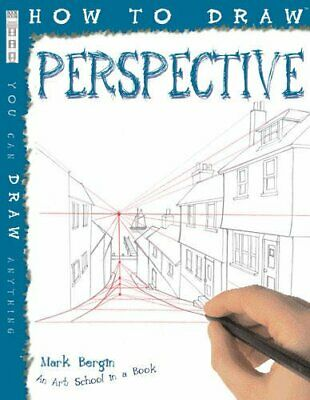 How to Draw Perspective by Mark Bergin Book The Cheap Fast Free Post