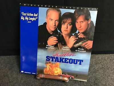 Another Stake-out on Laserdisc. Tested!
