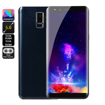"""S9 Big Screen 5.7"""" Inch LTE Smartphone Dual SIM Android 6.0 Mobile Phone GPS"""
