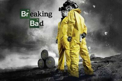513 Breaking Bad BreakingBad White Pink TV Show Art Wall Cloth Poster Print