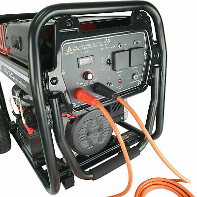 Cypha 5.63KVA Portable Welder Generator. 200 amp Arc Welding. Up to 4mm Rods