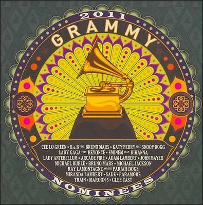 Various Artists - 2011 Grammy Nominees New Cd