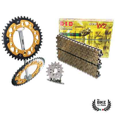 D.I.D VX Chain And Sprocket Kit Set Tool Ducati 800 Scrambler 15-18