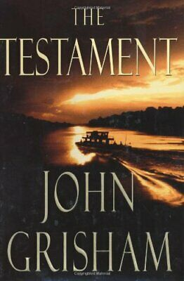 The Testament by Grisham, John Book The Cheap Fast Free Post