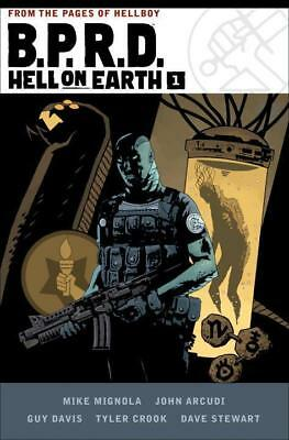 B.P.R.D. Hell on Earth Volume 1 Mike Mignola