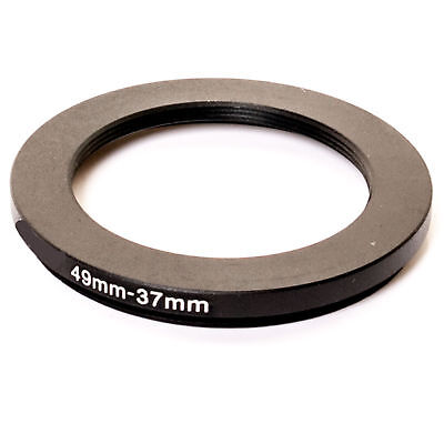 Stepping Ring Step Down Rings 49mm to 37mm Kood PRO QUALITY Lens Filter Adapter