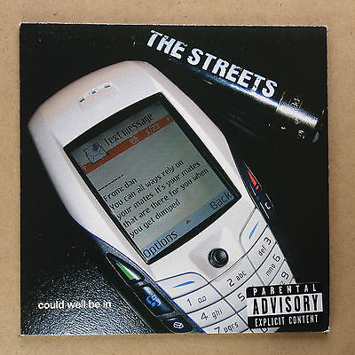 """THE STREETS - Could well be in ***7""""-Vinyl***NEW***"""