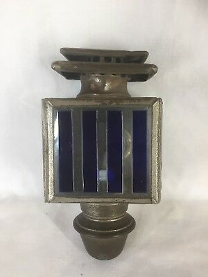 Antique Phares Auteroche Carriage Bike Car Cycle Lamp (ref F191)