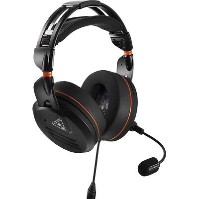 Turtle Beach Elite Pro Tournament Gaming Headset for PS4, Xbox One, & PC - Black
