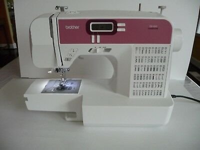 BROTHER COMPUTERIZED SEWING Machine Sq40 4040 PicClick Interesting Brother Ex660 Computerized Sewing Machine