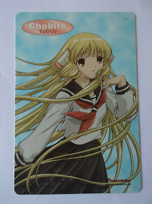 Chobits - Mini Pencil Board Shitajiki (sailor suit uniform)