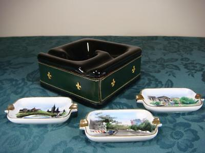 Collectable  Ashtrays X 4