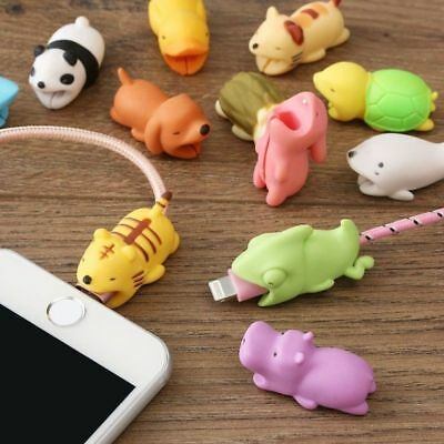 Cute Dream Cable Bite for Iphone Cable cord Animal Phone Accessory Protector CA