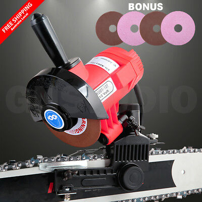 Portable Chainsaw Sharpener Swarts Pro Tools Chain Saw Electric Grinder File