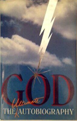 God: The Ultimate Autobiography by Pascall, Jeremy Hardback Book The Cheap Fast