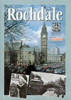 """Images of Rochdale by """"Rochdale Observer"""" Mixed media product Book The Cheap"""