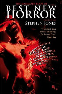 The Mammoth Book of Best New Horror 19 by Jones, Stephen Paperback Book The