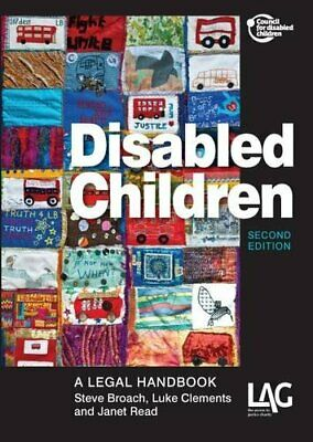 Disabled Children: A Legal Handbook by Janet Read Book The Cheap Fast Free Post