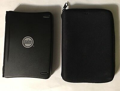 Palm Portable and Foldable Keyboard With Case Used