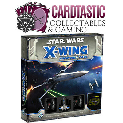 Star Wars X-Wing Miniatures Game The Force Awakens