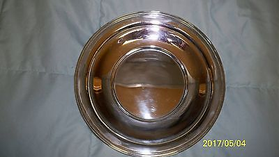 S. Kirk & Son Sterling Silver Serving Plate #519A  9 1/2""
