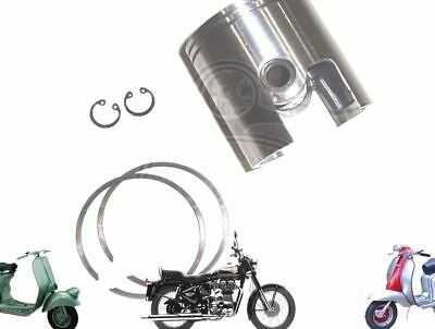 Lambretta Gp Li Sx Tv 200Cc Piston Kit 67.20 Mm With 2 X 1.5 Rings @au