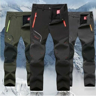 Men Pants Waterproof Outdoor Sports Escursionismo Camping Sci Pantaloni Taglie