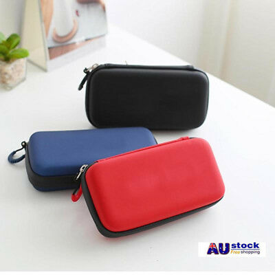 AU Portable Diabetic Insulin Ice Pack Cooler Bags Case Supply Punch Bag Injector