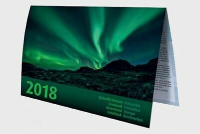 Groenland / Greenland - Postfris / MNH - Complete Yearpack 2018