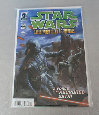 Star Wars Darth Vader and the cry of shadows #3 Comics VO