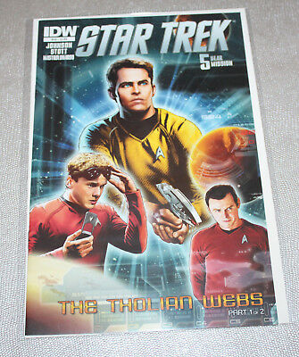 Star Trek 5 Year Mission The Tholian webs part 1 of 2 #46 Comics VO