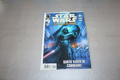 Star Wars Darth Vader and the lost command #1 Comics VO