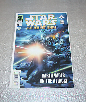 Star Wars Darth Vader and the lost command #3 Comics VO
