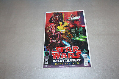 Star Wars  Agent of the Empire Hard targets part 2 of 5 Comics VO