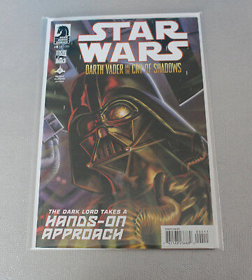 Star Wars Darth Vader and the cry of shadows #4 Comics VO