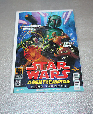 Star Wars  Agent of the Empire Hard targets part 4 of 5 Comics VO