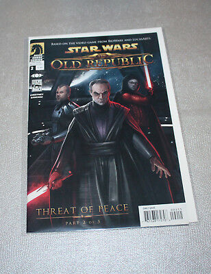 Star Wars The Old republic Threat of peace part 2 of 3  #2  Comics VO