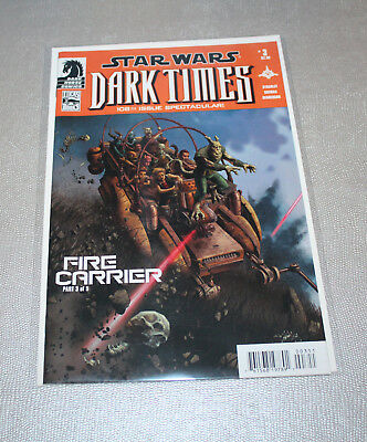 Star Wars Dark Times fire carrier part 3 of 5 Comics VO