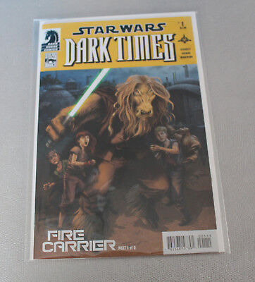 Star Wars Dark Times Fire Carrier part 1 of 5 #1 Comics VO